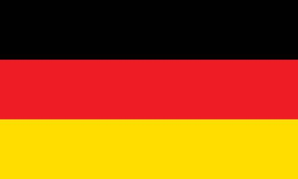 German flag (official flag).